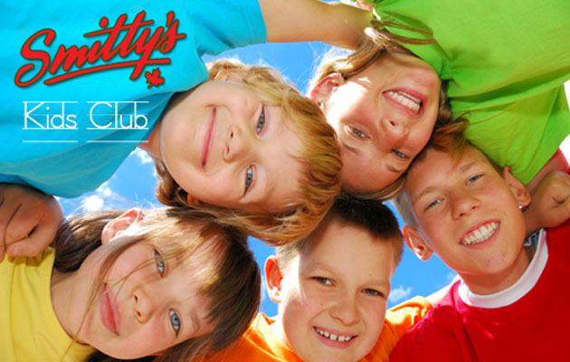 Join Smitty's Kids Club